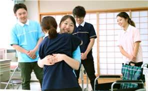 介護福祉学科の実習