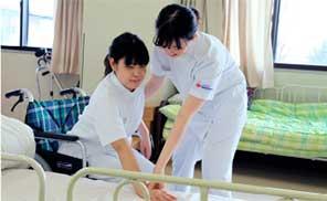 作業療法学科の実習