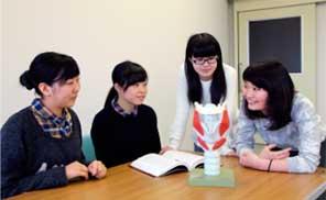 言語聴覚学科の実習